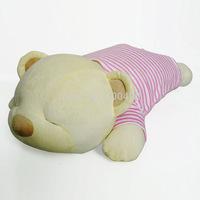 Plush toys sleeping bear teddy bear hug bear pillow lovely creative Birthday or Valentine's gift 65cm