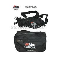 Brand New ABU GARCIA Waist Tackle Bag pockets Fishing Tackle Bags Free Shipping