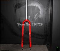 Java ultra-light carbon fork 26 27.5 29 all tyre size support disc brake MTB bike fork carbon fiber hard fork