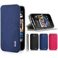 Case for HTC Desire 310 D310W, Imak Leather Case for HTC Desire 310 D310W, Squirrel Pattern Phone Case for HTC Desire 310 D310W