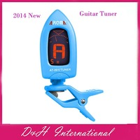 2014 new LCD Digital Guitar Tuner I98 for Chromatic, Guitar, Bass, Violin  free drod shipping