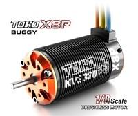 SKYRC 6 Pole Brushless Motors Toro X8P for 1/8 Buggy Super Strength 5MM Shaft  motors