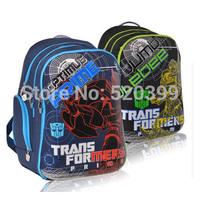cartoon/children/orthopedic school bag books bag kids backpack for 6-8 years boys grade/class 1-2 with hard backpack 2014 new
