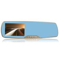FULL HD 1080P H264 OSD Menu Easy Operation Digital Car DVR motorcycle parts rearview mirror