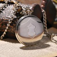 Men's Skeleton Pocket Watch New Design Luxury Brand  Fashion Watches Mechanical Hand Wind Pocket Watch