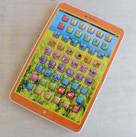Spanish & English Language Children Educational Toys  Mini Learning Machine black pink Blue orange