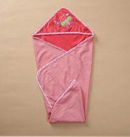 best price 100% cotton Carters Bath towel baby bath towel ,carters Hold blanket 3 colors blue ,orange, red