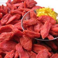 free shipping China Ningxia wolfberry king super 250pcs 50g tribute medlar fruit Gou Qi 500g