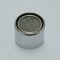 Diameter 22mm Chrome Brass Female Thread Connectors Faucet Aerator Faucet accessories Water Saving Aerator