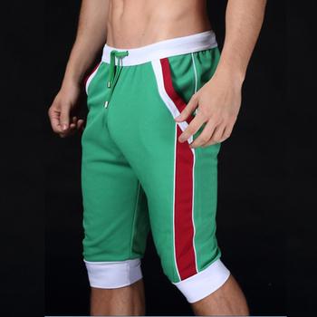 1pcs WJ brand men Шорты beach Брюки underwear boxer sexy sports wear baseball surf ...