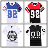 new 2015  vision short men t-shirt rock music hood by air bob marley DGK hip hop 23 swag 99 boy bandana ktz rhude paris 77