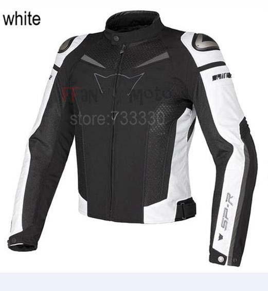 L'arrivée de nouveaux 2014 super vitesse veste moto textile/été, modèles tissu à mailles/vent/blanc,/noir./rouge./bleu taille: 46-56