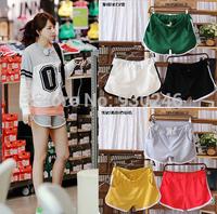 Women casual summer shorts cotton jogging shorts Large size women sport running tennis yoga beach couple quick-drying shorts