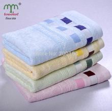 Bulk/Retail 3pcs/set Bamboo Towel Toalhas face towels
