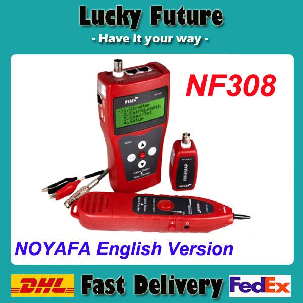 Сетевой инструмент NOYAFA NF308 LAN 5E 6E RJ45 &