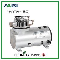 (HYW-150) 220V (AC) 23L/MIN 150 W small electric piston  vacuum pump