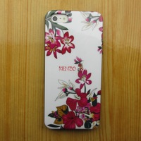 soft  case for Iphone5/5S soft brand case for iphone5 soft new 2014  case  soft TPU case for apple5/5s fashion new flowers