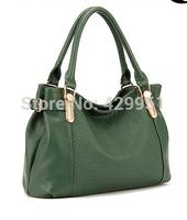 2015 new messenger bag woman fashion PU leather bag portable shoulder bag, crossbody bolsas women leather bag