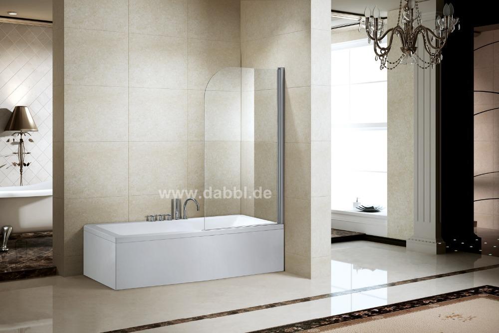Online kopen wholesale douchedeur pivot uit china douchedeur pivot groothandel - Glas betegelde badkamer bad ...