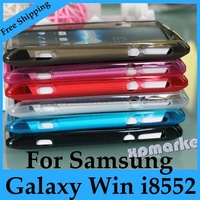 Free Shipping TPU Silicone Gel Case Cover For Samsung Galaxy Win i8550 Duos i8552 8552 TP-25 UT-SA-i8552