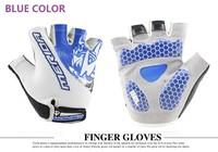 Dropship 2014 MERIDA Summer GEL Mountain Bike Bicycle Half Finger Cycling Gloves outdoor sports racing gloves  for Men & Women