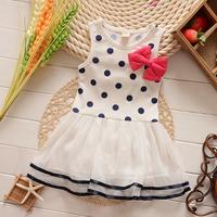 Free shipping!  new 2014 summer Kids girls love lace vest dress, girl flower tutu, girls dress Princess dress