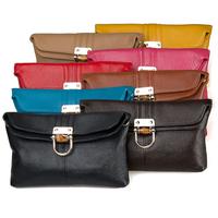 Fashion Bag Clutch Women Genuine Leather Handbags Messenger Bag  Shoulder Bags Free shipping JL6105