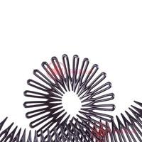 RedLeaf Sport Plastic Stretch Hair Band Full Circle Flexible Comb Teeth Headband Clip Worldwide free shipping