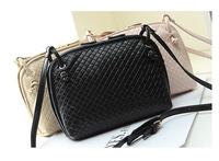 2014 new hand-woven shell bag handbag shoulder bag Messenger packet