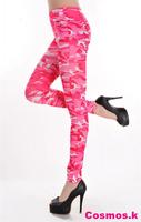 10/pcs Wholesale 2014 Hotsale Women's Ladies Sexy Leggings Spring Autumn Winter Slim Warm Thin Legging Casual Pink Leggins 400-1