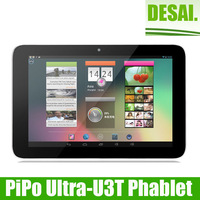"Pipo U3T Ultra-U3T 7"" RK3188 Quad Core 1.6Ghz Phone Call Tablet PC Android 4.2 1GB/16GB 1280*800 IPS Bulit-in 3G GPS"