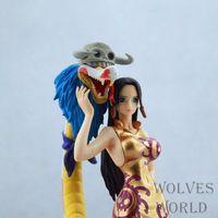 22cm anime one piece zero Boa Hancock Snake Emperor sexy figure model toy gift