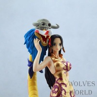 22cm anime one piece zero Boa Hancock Snake Emperor sexy figure model toy gift