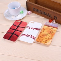 Free Shipping Arrival Football Basketball  Bear and American football Plastic Hard Case for iphone 5 5S