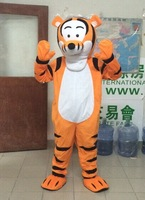 cheap and fine adult Tigger mascot costume for sale