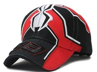 Red black moto.gp Marc Marquez 93 ants outdoor sports hats embroidered baseball cap motorbike racing cap 93 number