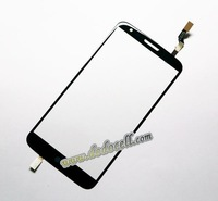 30pcs/lot AAA quality For LG Optimus G2 D802 Touch Screen Digitizer black and white with logo free ship by DHL