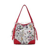 New arrival in bag bolsas brand desigual guchi bag well print women bags flower summer handbags