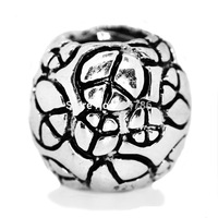 New 2014 Fashion 925 Sterling Silver Jewelry World Peace Charm RETIRED Charms Beads Wholesale DIY Jewelry Free Shipping