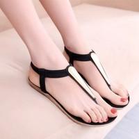 Fashion new 2014 summer shoes woman sandals women sandal for women flats flip flops Wedges sandal Girl women pumps sandy beach