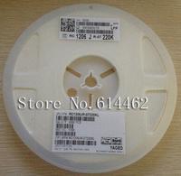 5000 PCS New Authentic SMD CHIP RESISTOR ROHS 1206 (3216 metric) 220KOHM 1206 220K 5%