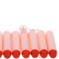 RedLeaf 10Pcs Soft Safety Bullet Dart Shooting Blaster Nerf Gun Toy Sucker Round Head Worldwide free shipping