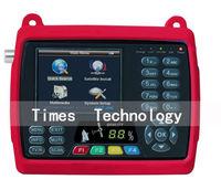 """3pcs/lot Original Satlink WS6950 3.5"""" Digital Satellite Signal Finder Meter WS6950 WS-6950,free shipping"""
