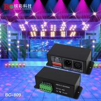 3 Channels constant current PWM DMX512 Decoder DC12v-48v dmx controller