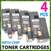 Free Shipping, Laser Toner Cartridges For Fuji Xerox Docuprint CP105, CP105b, CP205, CP205b, CM205, CM205b, CM205f, CM205fw