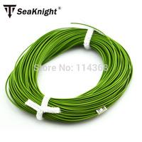 Seaknight 7# Grass Green Fly Fishing Line Weight Forward Fly Line Floats 35 Yard 30.5M WF7F