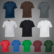 New 2014 Men fashion t shirt high quality cotton t shirt, Wholesale, retail,can be printed 16 color US size XS-2XL Free shipping(China (Mainland))