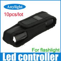 Nylon Holster Holder Belt Pouch Case for Cree Q5 xml-t6 LED Flashlight Torch WLF55