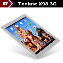 Original Teclast X98 3G Intel tablet pc quad core 3735D 64 bit 9.7 inch Retina IPS 2048x1056px 2GB Ram 32GB 5.0MP WCDMA 2100 GPS(China (Mainland))