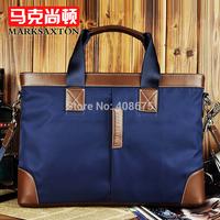 New arrival nylon fashion men's briefcase,nylon laptop bag for men,business briefcase,brand design high quality laptop bag